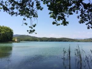 l'Estany de Banyoles - Crema Catalana - blog over Spanje