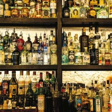 Gin kabinet