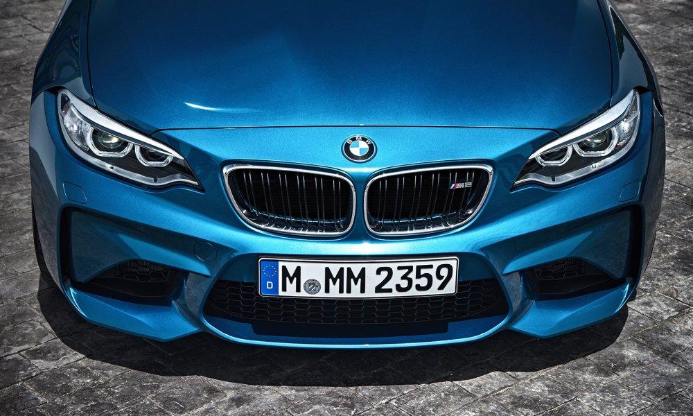 BMW M2 4