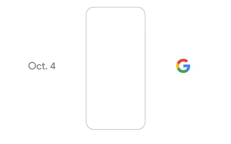 Google's October 4th