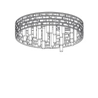 LED Ceiling Chandelier | Crenshaw Lighting