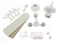 Spare parts for Westinghouse ceiling fan 72425 Princess ...