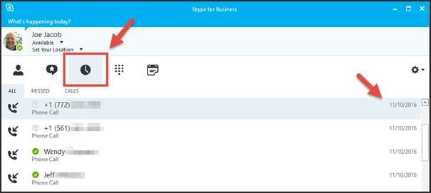 How to Find Call History and Duration Information for Skype Calls