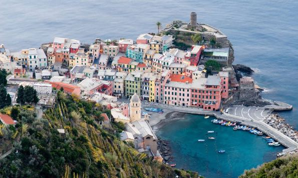 Vernazza-Cinque-Terre-Italy
