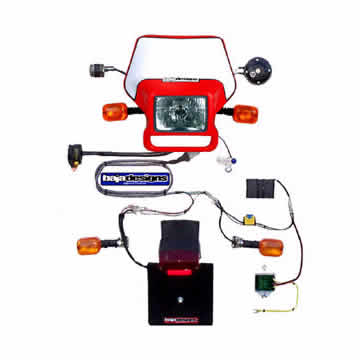 Baja Designs Street Legal Kit Electronic Schematics collections