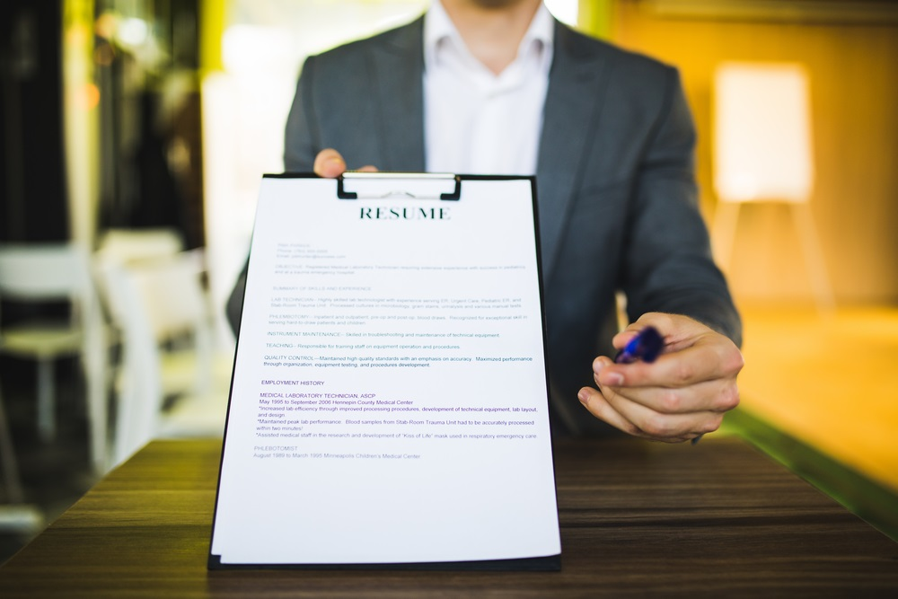 How To Write A Better Resume \u2013 Top 10 Tips From Our Recruiters