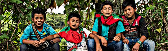 Minga de resistencia por la vida, el territorio, la Dignidad, la Paz y el cumplimiento de acuerdos CRIC Consejo Regional Indigena del Cauca, Movilización y Minga
