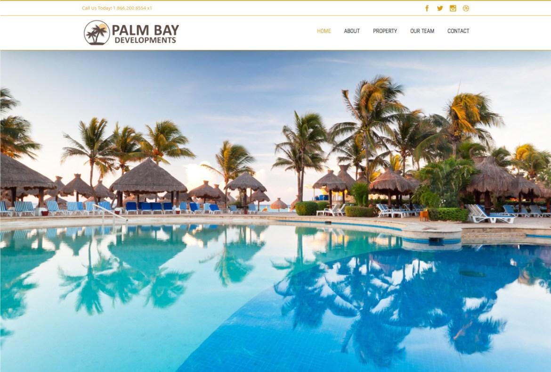 Palm-Bay-Developments-Website