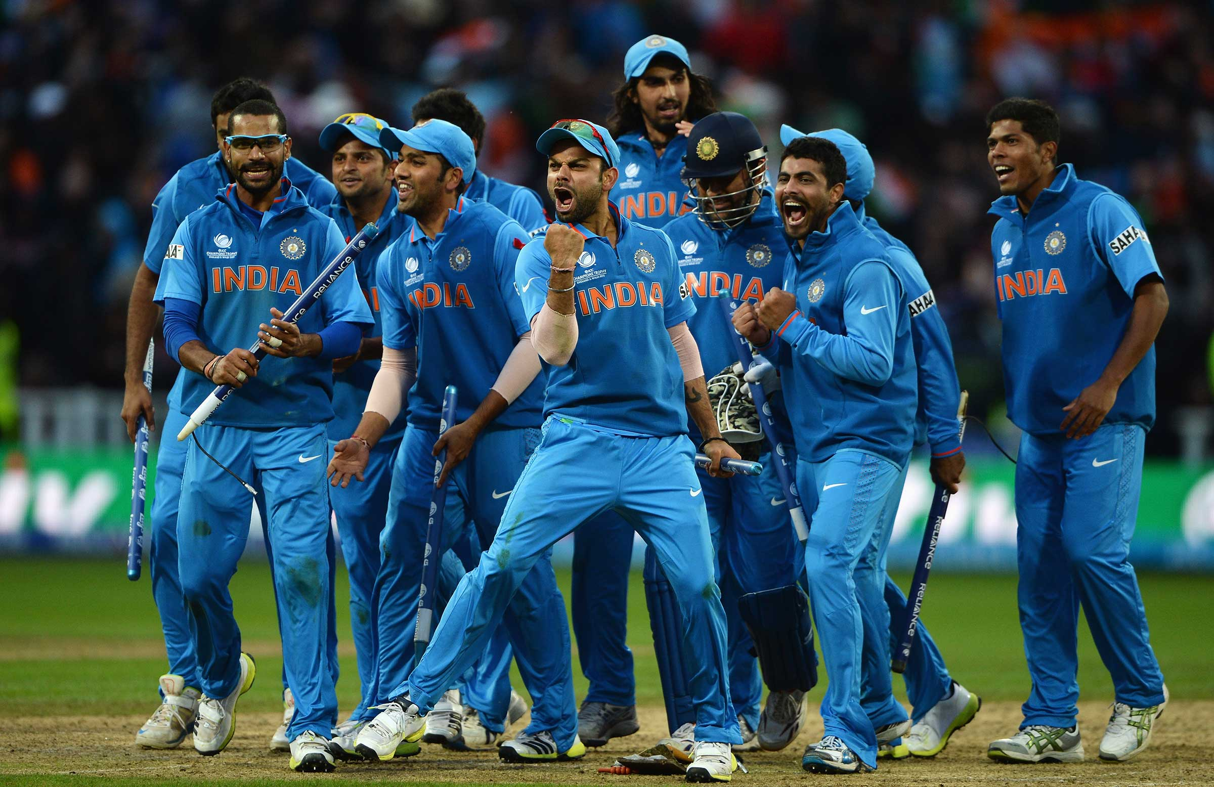 India Finally Reveal Champs Trophy Squad Cricketcomau