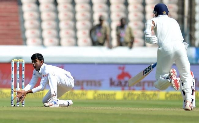 India Vs Bangladesh 1st Test Day 2 Highlights November 15 2019