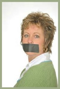 tape on woman's mouth jpg