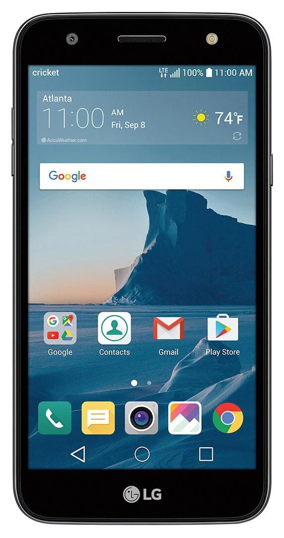 LG X charge Price, Specs  Deals Smartphones Prepaid Cricket - cricket number customer service