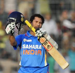 Sachin Tendulkar one of the top 10 greatest batsman of all time