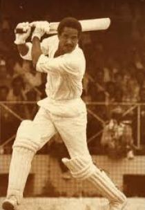 Sir Garfield Sobers one of the top 10 greatest batsman of all time