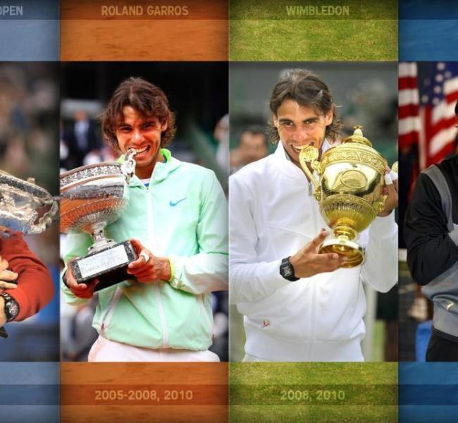 Rafael Nadal - The King of Clay