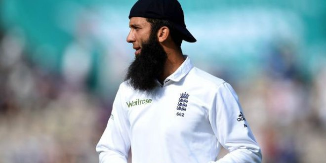 "ICC bans Moeen Ali from wearing wrist band with ""GAZA"" message"