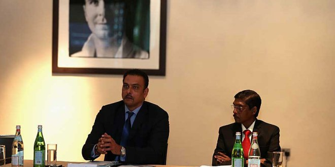 BCCI appoints Ravi Shastri as the director of Cricket for England ODIs