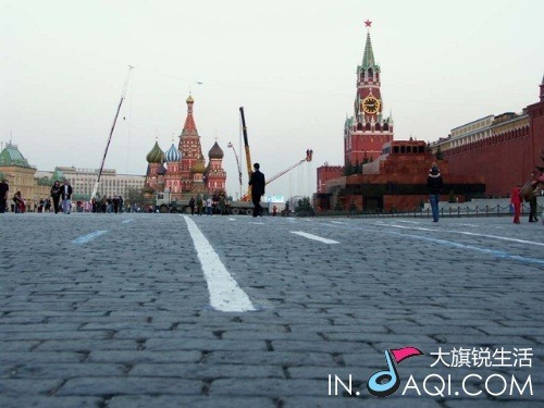 Red_Square_in Moscow