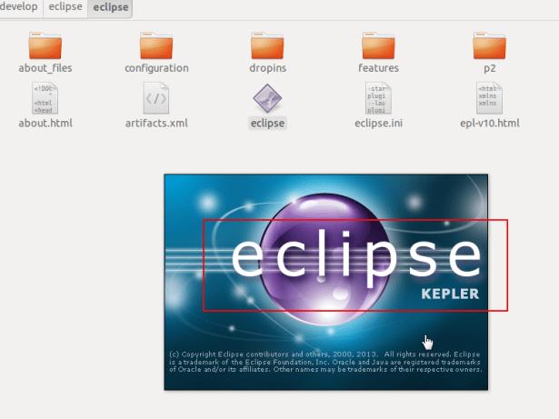 eclipse kepler can run