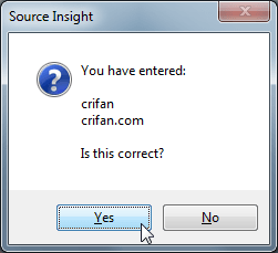 you have entered crifan is correct