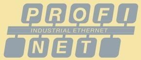 industrial automation bus logo profinet