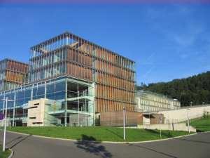 Justice Center Leoben