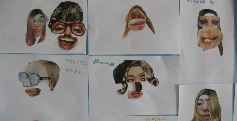 i collage ispirati all arte di hannah hoch