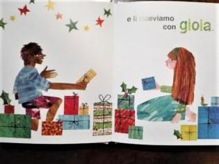 riceviamo regali con gioia