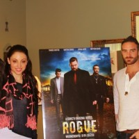 Sherita of iWatchMike.com talks with the cast from the new TV series 'Rogue' [audio]