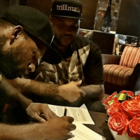 Rick Ross Signs Venice Beach Homeless Man To Maybach Music Group