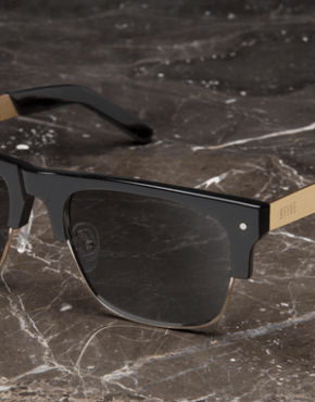 9FIVE Watson 2 Black and Gold Shades
