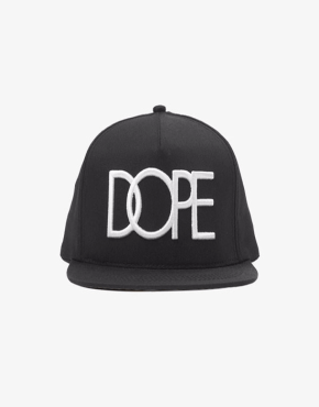 DOPE COUTURE Logo Snapback