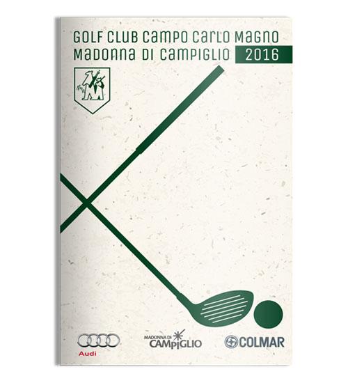 Brochure Golf Club Campiglio