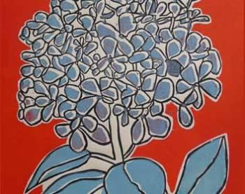 Flores del Camino II