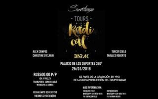 Tours Radical Live Santiago