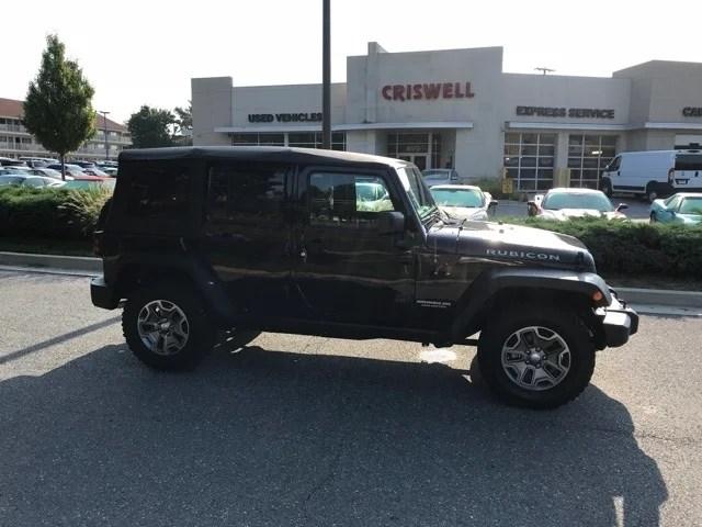 2017 Jeep Wrangler Unlimited Rubicon Gaithersburg MD Rockville