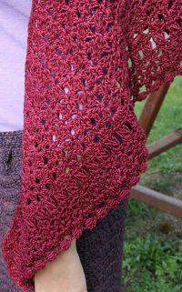 20 Beautiful Broomstick Lace Crochet Patterns