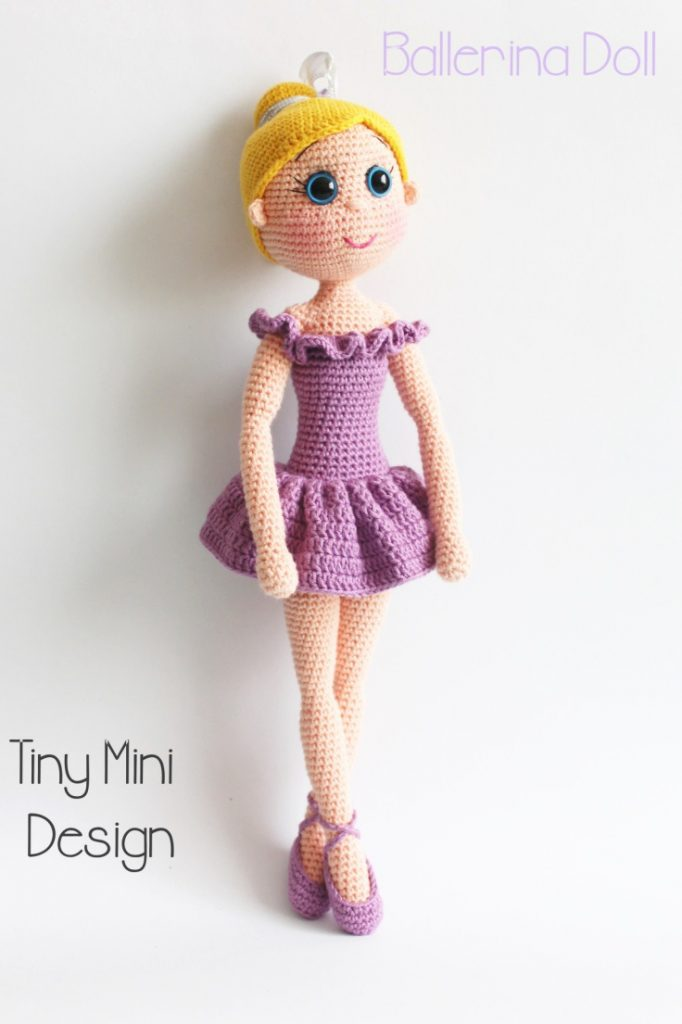 50+ Free Crochet Doll Patterns You\u0027ll Fall in Love With (54 free