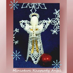 Miniature Rhapsody Angel