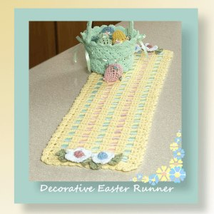 Decorative Easter Runner