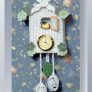 Timeless Treasures Cuckoo Clock
