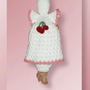 Country Clusters Angel Bag Holder