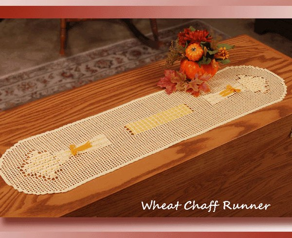 Wheat Chaff Runner    <br /><br /><font color=