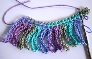 Crochet Spot Blog Archive How To Crochet Chain Loop
