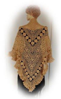 My Irish Crochet Shawl - Shawls & Wraps - Crochetville