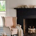 Rich Fireplace