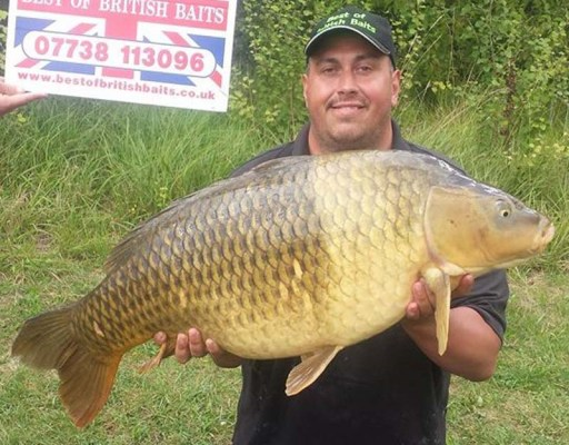 47lb Common from Tortue Lake