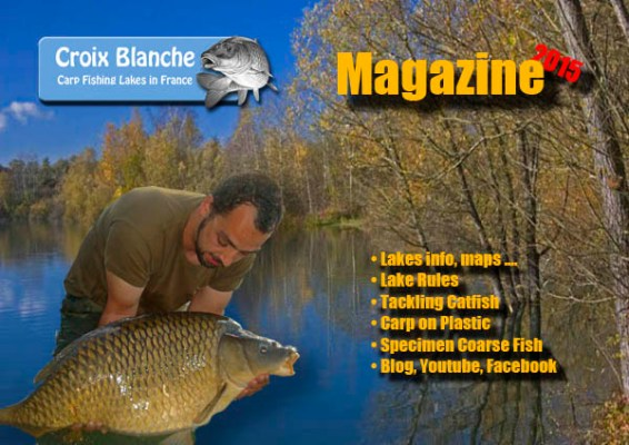 Croix Blanche Magazine 2015