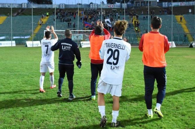 """Notari: """"La squadra ci ha messo il cuore"""". Magi: """"Grande prestazione dei ragazzi"""". Le interviste video post Ancona-Gubbio"""