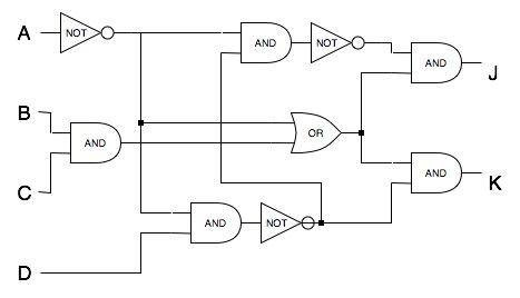 Boolean Logic Diagram Wiring Diagram